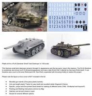 Das Werk  1/35 Panzerkleinzerstorer 'Rutscher' DW35007