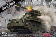 Das Werk  1/35 Borgwald IV Panzerjaeger 'Wanze' DW35008