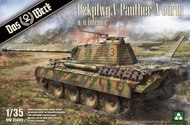 Das Werk  1/35 Pz.Kpfw.V Panther A Early w/o Interior DW35009