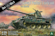 Das Werk  1/35 Pz.Kpfw.V Panther A Early/Mid w/o Interior DW35010