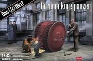 Das Werk  1/35 German Kugelpanzer - Pre-Order Item DW35015