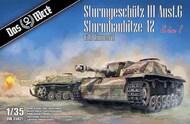 Das Werk  1/35 Sturmgeschütz III Ausf.G/Sturmhaubitze 42 DW35021