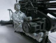 Das Werk  1/35 SMK Gunner (Richtschütze) - Pre-Order Item DWF005
