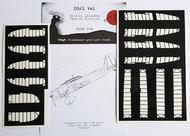 Aichi D3A1 Val Control Surfaces #DDMSM48016