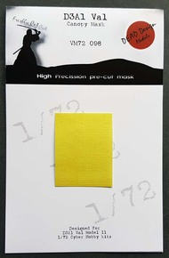 Aichi D3A1 Val paint mask #DDMVM72098