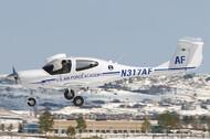 DA 40 USAF Academy N317AF/Austria Air Force* #DECAR7220