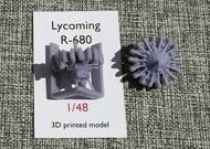 Lycoming R-680 #EN480200