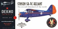 Stinson SR-9C Reliant with version of American Airways #GA720500