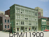 Design Preservation Model  HO M.T.Arms Hotel DPM11900