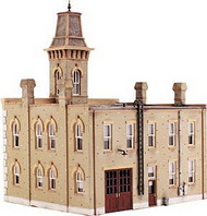 Design Preservation Model  HO Fire Station No.3 DPM12400