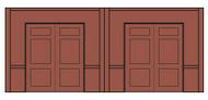 Design Preservation Model  N Street Level Freight Door DPM60106