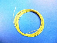 Detail Master Accessories  1/24-1/25 2ft. Ignition Wire Yellow DTM1024