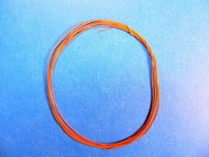 Detail Master Accessories  1/24-1/25 2ft. Ignition Wire Orange DTM1027