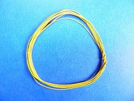 Detail Master Accessories  1/24-1/25 2ft. Race Car Ignition Wire Yellow DTM1054