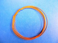 Detail Master Accessories  1/24-1/25 2ft. Race Car Ignition Wire Orange DTM1057