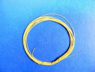 "Detail Master Accessories  1/24-1/25 2ft. Detail Wire Yellow (.0075"" Dia.) DTM1104"