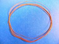"Detail Master Accessories  1/24-1/25 2ft. Detail Wire Orange (.0075"" Dia.) DTM1106"