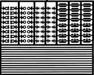 Detail Master Accessories  1/24-1/25 Battery Hardware Kit DTM2340