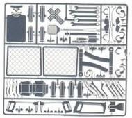 Detail Master Accessories  1/24-1/25 Interior Junk Set #2 DTM2385