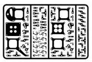 Detail Master Accessories  1/24-1/25 Carburetor Linkage & Hardware DTM2420