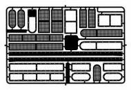 Detail Master Accessories  1/24-1/25 Stock Car Grilles T-Bird 1990 (D)<!-- _Disc_ --> DTM2460