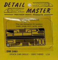 Detail Master Accessories  1/24-1/25 Stock Car Grilles T-Bird 1999 (D)<!-- _Disc_ --> DTM2461