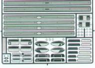 Detail Master Accessories  1/24-1/25 Door Lock Hardware DTM2560