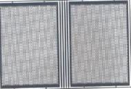 Detail Master Accessories  1/24-1/25 Exhaust Shields/Fuel Straps For Trucks DTM2910