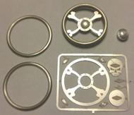 Detail Master Accessories  1/24-1/25 Toxic Billet Steering Wheel Kit (Reissue) DTM3123
