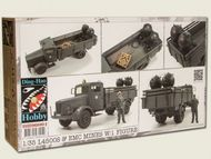 Ding-Hao Hobby  1/35 Buessing NAG L4500S with EMC Sea Mines & Bonu DH96004