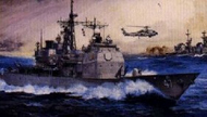 DML/Dragon Models  1/350 USS Ticonderoga DML1003