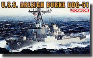 DML/Dragon Models  1/350 USS Arleigh Burke DDG-51 DML1023