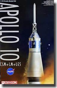 DML/Dragon Models  1/72 Apollo 10 CSM + LM + LES DML11003