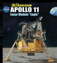 "DML/Dragon Models  1/48 Apollo 11 Lunar Module ""Eagle"" DML11008"