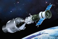 NASA: Apollo Soyuz Test Project (Kit) (Re-Issue) - Pre-Order Item #DML11012
