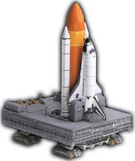 DML/Dragon Models  1/400 Space Shuttle w/Crawler-Transporter (Kit) DML11023