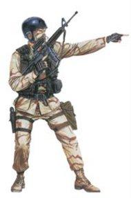 DML/Dragon Models  1/16 Delta Force Specialists 1996 DML1610