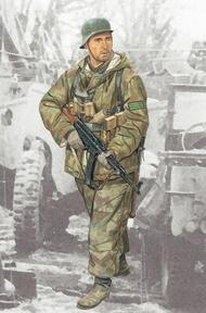 DML/Dragon Models  1/16 Feldwebel, 353nd Volksgrenadier Division DML1629