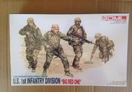 DML/Dragon Models  1/35 US 1st Division Big Red 1 - Modern DML3015