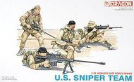 DML/Dragon Models  1/35 US Sniper Team Modern DML3016