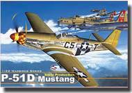 DML/Dragon Models  1/32 P-51D Mustang DML3205