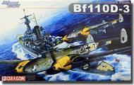DML/Dragon Models  1/32 Bf.110D-3 - Wing Tech (2 in 1)  DML3206