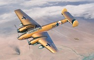 DML/Dragon Models  1/32 Bf.110E-2/Trop Heavy Fighter DML3209