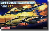 DML/Dragon Models  1/32 Bf.110D/E Night Fighter (2 in 1) - Wing Tech Series DML3210