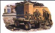 DML/Dragon Models  1/35 Mule with 106mm Recoiless - Pre-Order Item DML3315