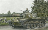 DML/Dragon Models  1/35 M60 Patton Tank- Net Pricing DML3553