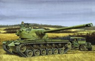 DML/Dragon Models  1/35 T54E1 US Army Tank - Pre-Order Item DML3560