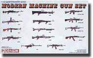 DML/Dragon Models  1/35 Weapons Modern Machine Gun Set DML3806