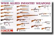 DML/Dragon Models  1/35 Weapons WW II Allied Infantry DML3815