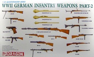 DML/Dragon Models  1/35 German WW II Weapons Infantry Pt.II DML3816